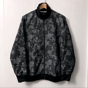 New Without Tags Reebok Classic Sample Camo Jacket